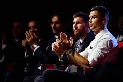 Lionel Messi, Ronaldo luah rasa rindu