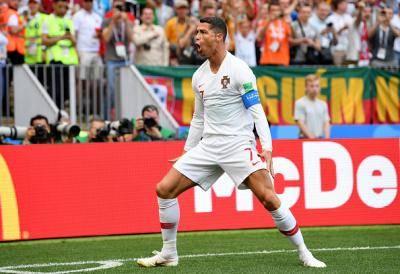 Cristiano Ronaldo cerita bagaimana sambutan gol 'berpusing' beliau dicipta