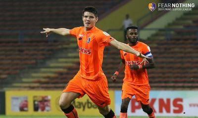 Romel Morales mahu teruskan karier di Liga Malaysia