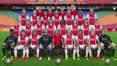 Ajax kekal cemerlang