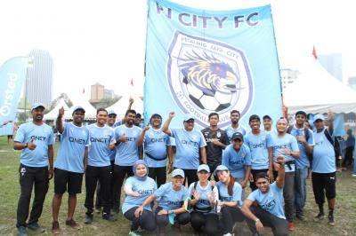 PJ City mahu tambah penyokong