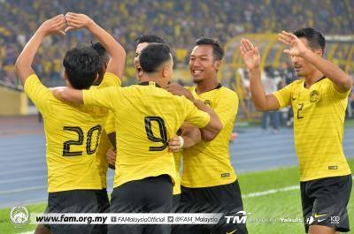 Malaysia vs UAE : Malaysia yang berbeza