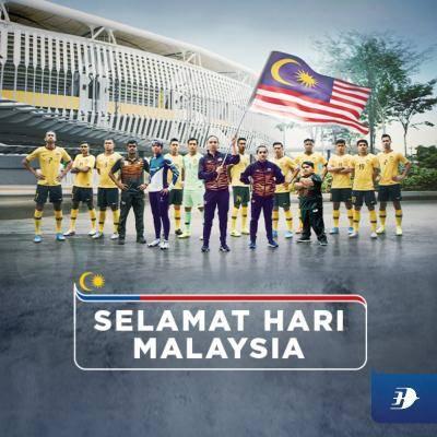 'Semangat Gemilang' sempena Hari Malaysia