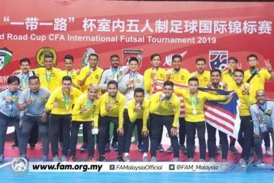 Malaysia tawan China