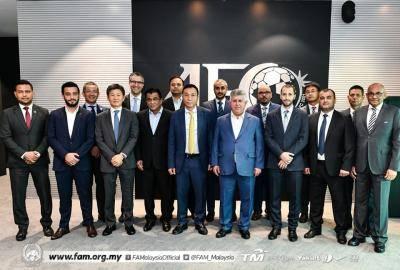 Stuart Ramalingam dilantik Jawatankuasa Pertandingan AFC 2019-2023