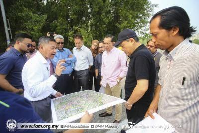Pejabat baru FAM di Putrajaya