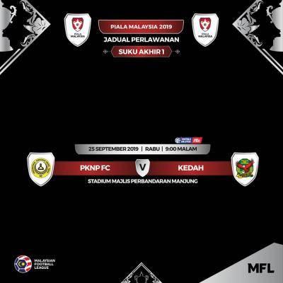 Previu: PKNP vs Kedah