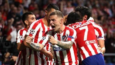 Cornella mengejutkan pendahulu La Liga, Atletico Madrid dengan kemenangan mengejutkan di Copa del Rey