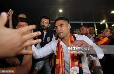 Apa cabaran baharu buat Falcao di Galatasaray?