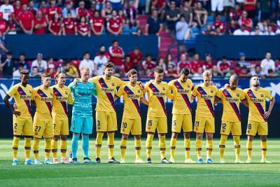 Bilik persalinan Barcelona goyah, tugas berat buat Ernesto Valverde