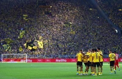 Barcelona perlu gentar dengan barisan hadapan Borussia Dortmund