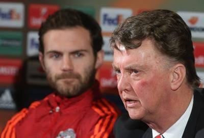 Juan Mata dedah kena soal siasat dengan Van Gaal