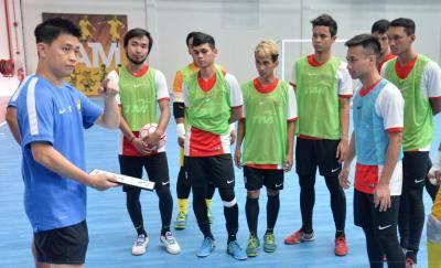 Liga futsal dijangka bermula 1 September