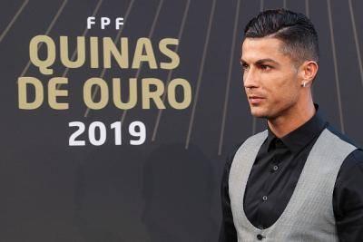Ronaldo cipta rekod peribadi