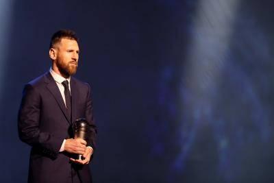 Messi jelaskan hubungan dengan Griezmann