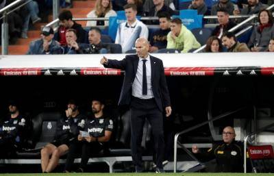 Zidane puji Jovic