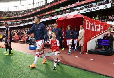 Arsenal sedia gempur