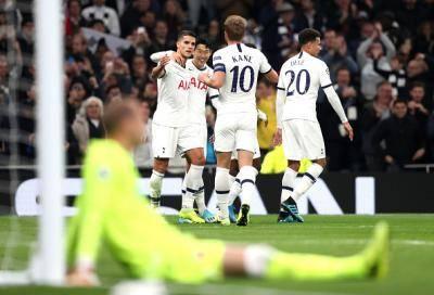 Spurs kembali bernyawa