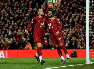 [VIDEO] Liverpool dan penalti