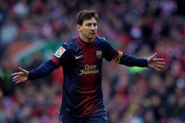 15 tahun Messi bersama Barcelona