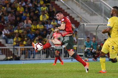 Peledak Kedah ucap selamat tinggal