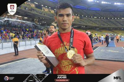 Ahli Parlimen Jelutong persoal gol Safawi