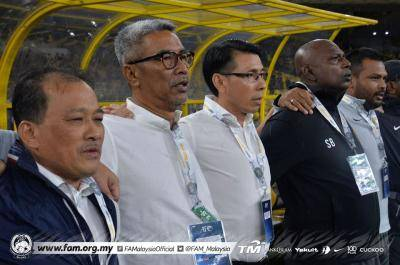 Tan Cheng Hoe kagum semangat luar biasa pemain