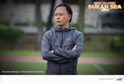 Ong Kim Swee ketepi Safawi