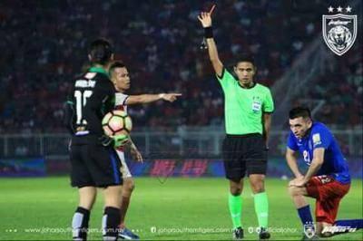 Nazmi Nasaruddin adili final