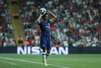 Lampard: Azpilicueta perlu bersaing