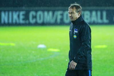 [VIDEO] Klinsmann jurulatih baru Hertha Berlin