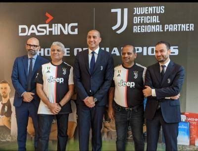 Unbeaten Juventus will win the Champions League this season, says David Trezeguet