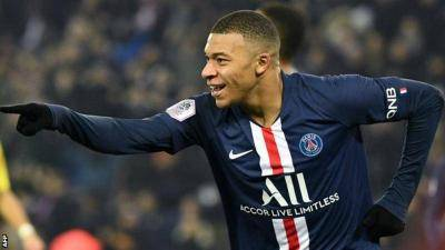 Mbappe and Neymar extend PSG lead