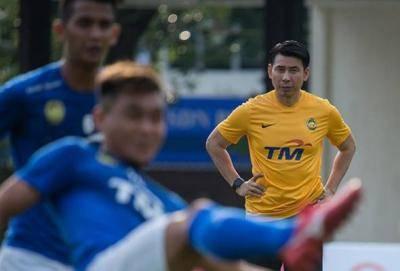 Cheng Hoe tidak berancang senaraikan Luqman dalam skuad kebangsaan