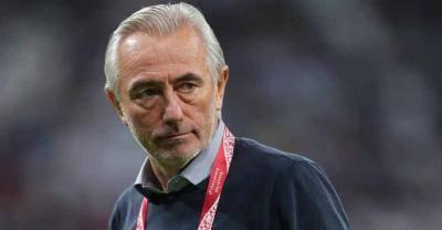 Bert Van Marwijk dipecat UAE