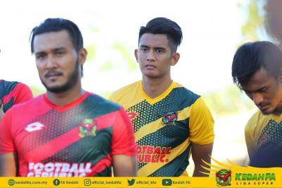 Irfan Zakaria mula sertai latihan
