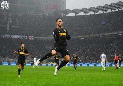 Lautaro Martinez si penggempur Inter