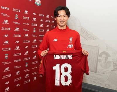 [VIDEO] Minamino sertai Liverpool