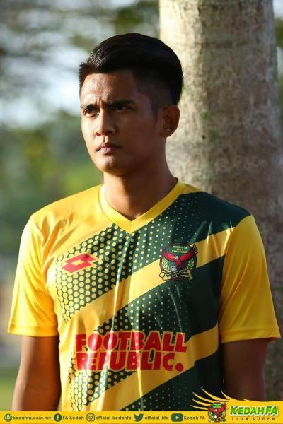 Irfan Zakaria tidak kisah kena berebut tempat di Kedah