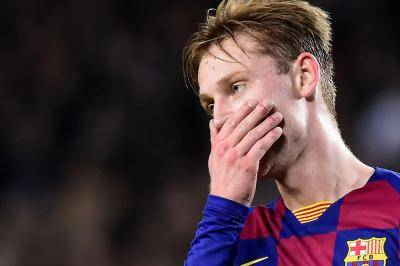 Frenkie De Jong admits Premier League is far more competitive than LaLiga