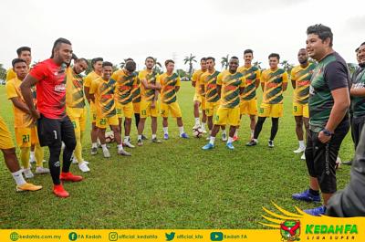 Mampukah Kedah layak ke ACL2020?