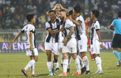 Lee Tuck gembira 'Messi' kembali ke Terengganu