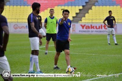 FAM berminat lantik Tan Cheng Hoe kendali skuad negara Bawah 22 Tahun