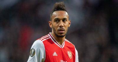 Aubameyang wants to leave Arsenal