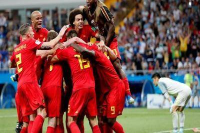Belgium named FIFA Team of the Year, Vietnam remain in top 100
