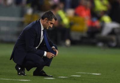 Ernesto Valverde: Barcelona should have beat Liverpool