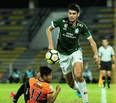 Khair Jones kembali ke Melaka United