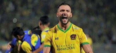 CEO Kedah: Tiada Sumareh, tiada Liridon Krasniqi