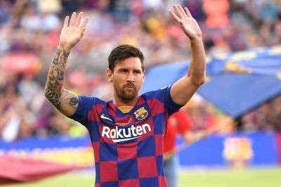 Lionel Messi to play for Barcelona until he is 36