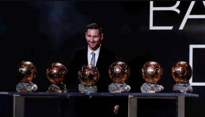 Messi beats Van Dijk to win sixth Ballon d'Or
